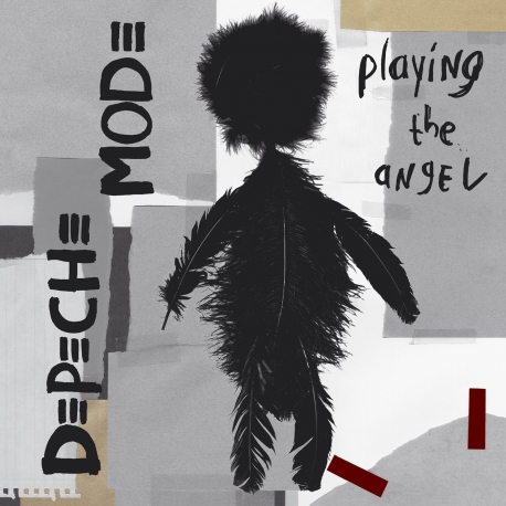 Depeche Mode - Playing the Angel Vinyl 2LP