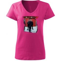 Depeche Mode - T-Shirt - Donna (foto)