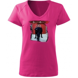 Depeche Mode - Camiseta - Mujer (foto)