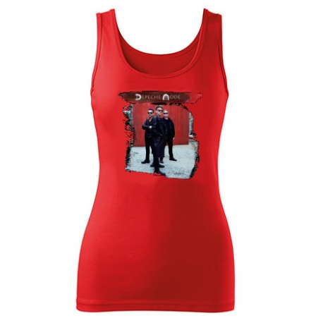 Depeche Mode - Camiseta sin mangas - Mujer (foto)