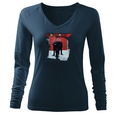 Depeche Mode - T-Shirt long sleeve - Women's ( Photo)