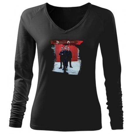 Depeche Mode - Camiseta manga larga - Mujer (foto)