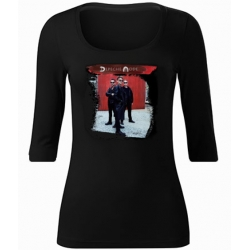 Depeche Mode - T-Shirt 3/4 sleeve - Women's ( Photo)
