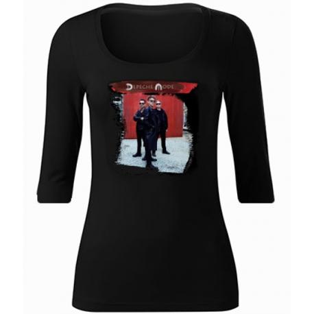 Depeche Mode - T-Shirt manica 3/4 - Donna (foto)