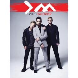 Depeche Mode - Wall Calendar 2020 (2)