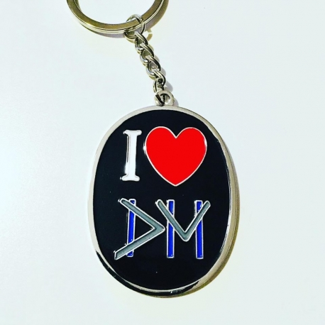 Depeche Mode Keychain DM