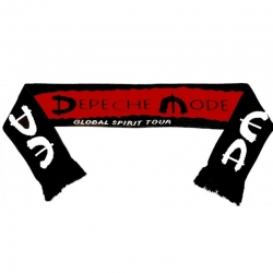 Depeche Mode - Scarf - Spirit