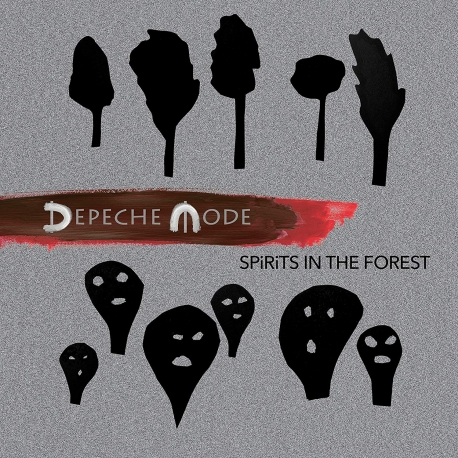 Depeche Mode - Spirits In The Forest / Live Spirits (2DVD/2CD)
