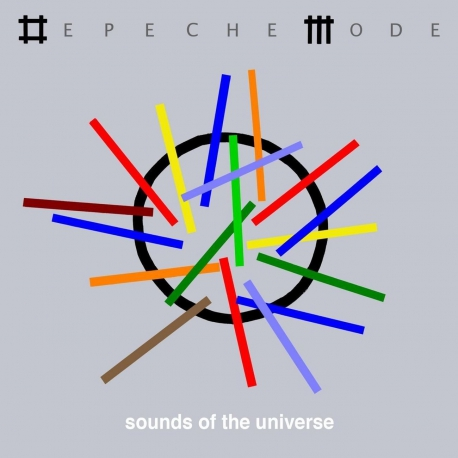 Depeche Mode - Sounds of the Universe Vinyl 2LP