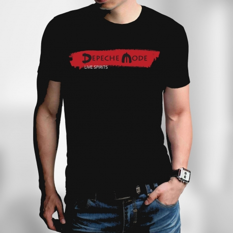 Depeche Mode - T-Shirt - Spirit