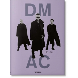 Depeche Mode - Book DMAC (81-18) by Anton Corbijn