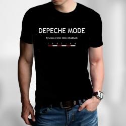 Depeche Mode - Camiseta - Music For The Masses