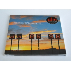 Depeche Mode - The Singles Tour: Live in Los Angeles (2CD)