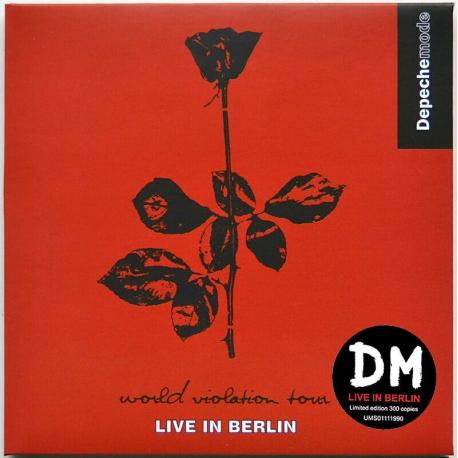 Depeche Mode - Violation Tour: Live in Berlin (2CD)