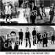 Depeche Mode - Calendario de pared 2022