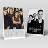 Depeche Mode - Calendario de escritorio 2022