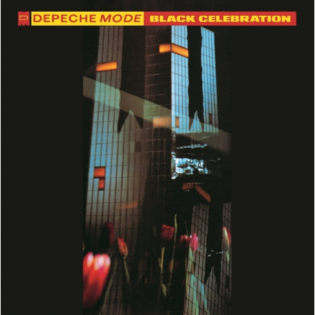 Depeche Mode - Black Celebration Vinyl LP - [Vinyl]
