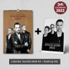 Bundle Calendario 2022 dei Depeche Mode (parete + desktop)