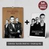 Depeche Mode Calendar 2022 bundle (wall + desktop)