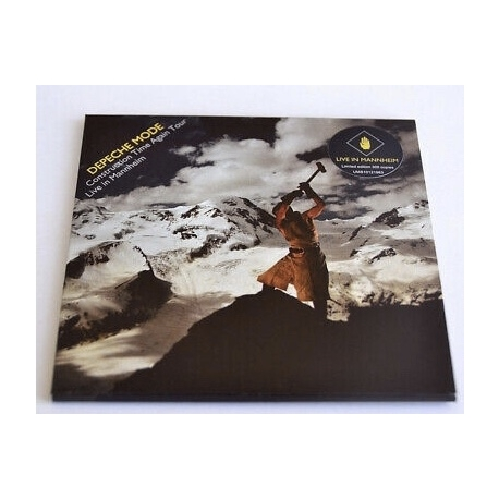 Depeche Mode - Construction Time Again Tour: Live in Mannheim - CD