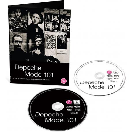 Depeche Mode - 101 (2DVD)