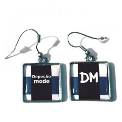 Depeche Mode - Earring - Personal Jesus