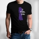 Hombres de la t-shirt Depeche Mode - I FEEL YOU