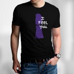 Hombres de la t-shirt Depeche Mode - I FEEL YOU