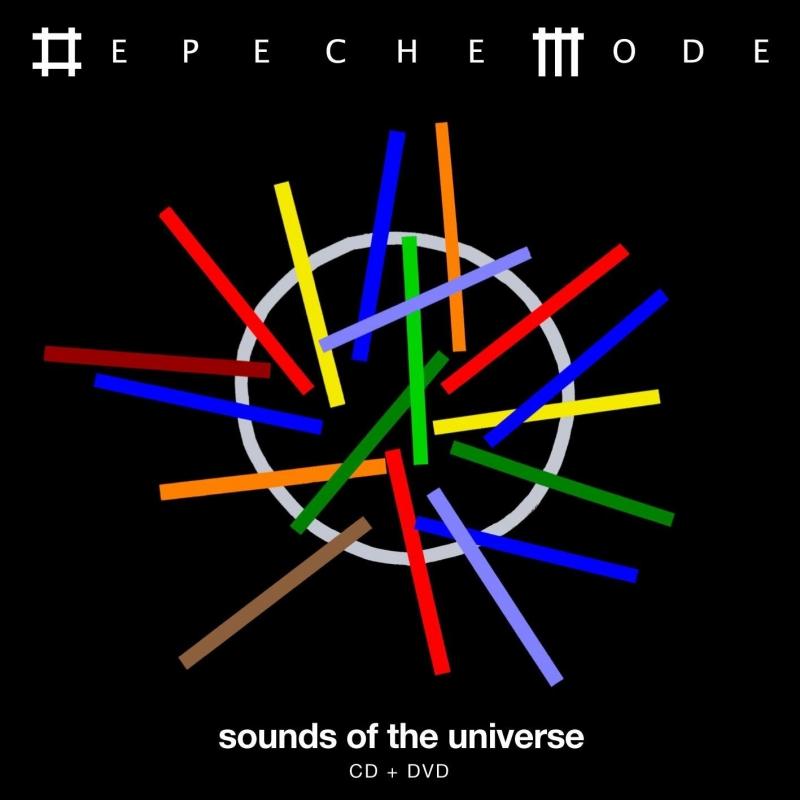Depeche Mode Sounds Of The Universe Cd Dvd Depeche