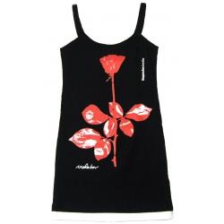 Depeche Mode - vestido de hombro - Violator
