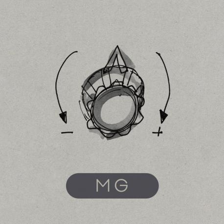 Martin L. Gore - MG -  [2Vinyl+CD]