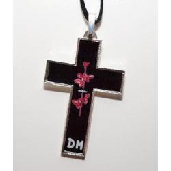 Depeche Mode - Kreuz Anhänger