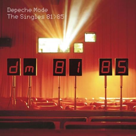 Depeche Mode The Singles 81 85 Cd Depeche Mode Universe