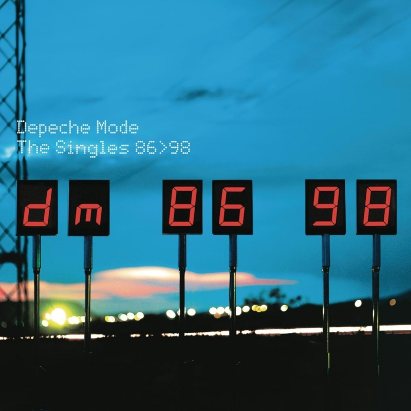 Depeche mode singles 18 cd set
