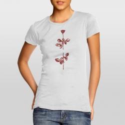 Depeche Mode - Women's T-Shirt – Violator 7