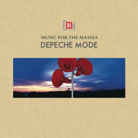 Depeche Mode - Music For The Masses – CD [Extra tracks]