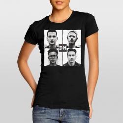 Depeche Mode - Women's T-Shirt – Photo