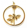Depeche Mode - Pendant - Rose (Gold)