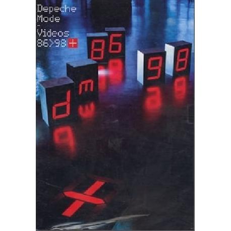 Depeche Mode - The Videos 86-98 [2DVD]
