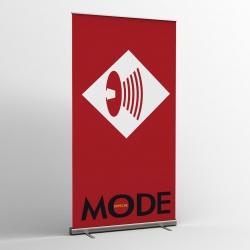 Depeche Mode - Textile banners (Flag) - Music For The Masses (bong 1)
