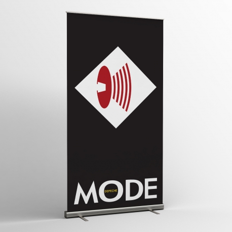 Depeche Mode - Textile Banner (Flag) - Music For The Masses (bong 2)