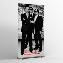 Depeche Mode - Textile Banner (Flag) - Photo Delta Machine