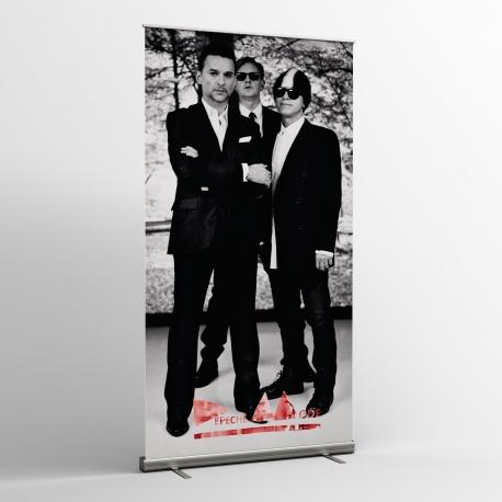 Depeche Mode - striscioni tessili (Bandiera) - Photo Delta Machine