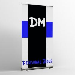 Depeche Mode - pancartas textiles (Bandera) - Personal Jesus