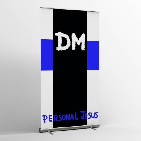 Depeche Mode -Textile banners (Flag) - Personal Jesus