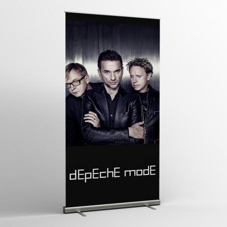 Depeche Mode - striscioni tessili (Bandiera) - Photo Remixes