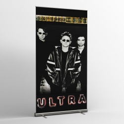 Depeche Mode - striscioni tessili (Bandiera) - Ultra