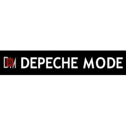 Depeche Mode - Banners - Inscription in Delta Machine style