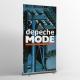 Depeche Mode - pancartas textiles (Bandera) - Some Great Reward