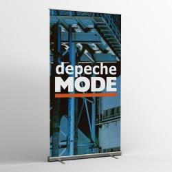 Depeche Mode -Textile Banner (Flag) - Some Great Reward